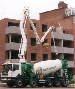 Laurilan betoni